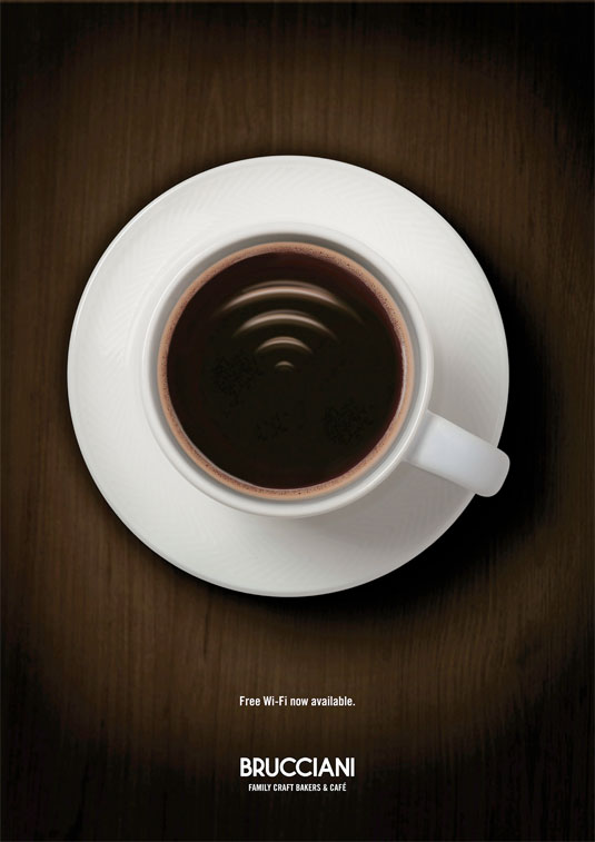 Brucciani: Wi-Fi